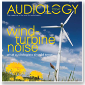 """Wind-Turbine Noise: What audiologists should know"" (Audiology Today, July/August 2010)"