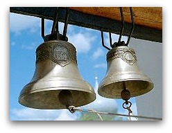 Image result for clanging bell