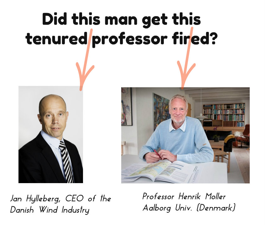 Image result for picture of a professor sacked