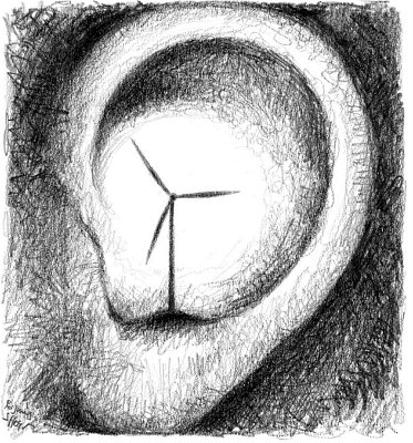 turbine in ear