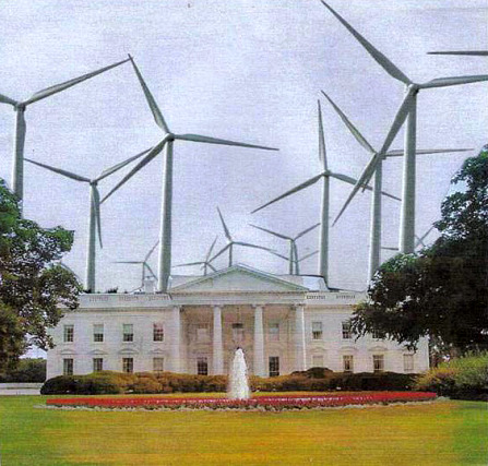 Non-NIMBY White House