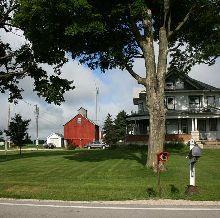 Wirtz farm, Wisconsin