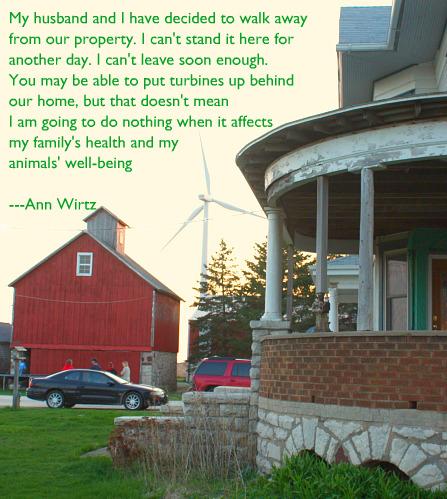 Wirtz home, Wisconsin