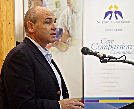 Hon. George Smitherman, Ontario