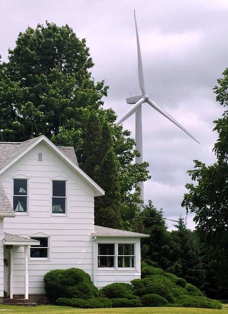 Peplinski home, Michigan