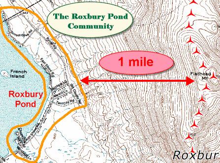 The Roxbury Pond Community, Maine