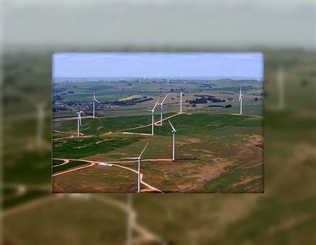 Waubra wind farm
