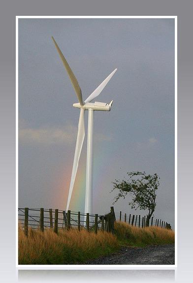 Blaengwen wind farm, Wales