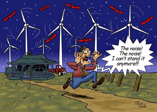 Wind Turbine Syndrome | 2011