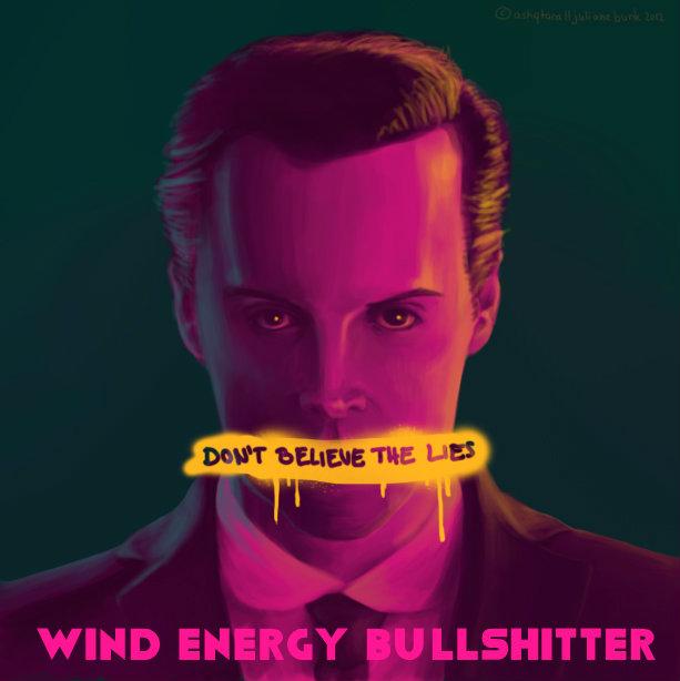 wind bullshitter