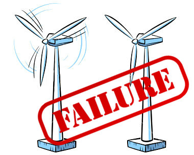 turbines failure